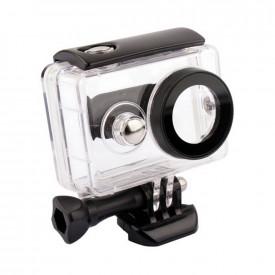 Caixa Estanque Para Câmera Xiaomi Yi 2K A Prova D'água 40m
