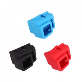 Capa Case Protetora Silicone Para Câmeras GoPro Hero 3+ e Hero 4 Series