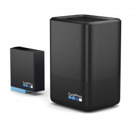 Carregador GoPro Hero 8 7 6 5 Black + 1 Bateria Extra - GoPro AJDBD-001