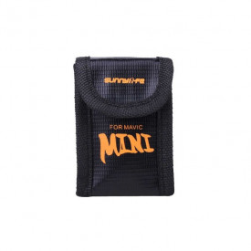 Case Antichamas para Bateria do Drone DJI Mavic Mini e Mini 2 - Sunnylife