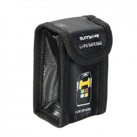 Case de Proteção Antichamas para Bateria Drone DJI Spark Sunnylife