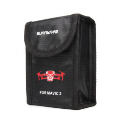 Case Antichamas para Bateria Drone DJI Mavic 2 Pro e Zoom - Sunnylife