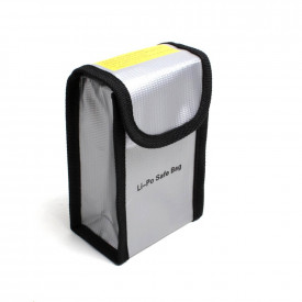 Case Antichamas para Bateria Drone DJI Phantom 3 e 4 Sunnylife