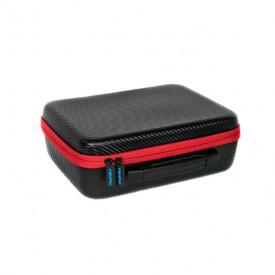 Maleta de Transporte Para Drone DJI Spark - Cor Preto e Vermelho