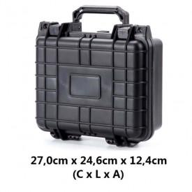 Case Multiuso com Espuma Customizável para Câmeras / GoPro / Acessórios