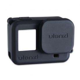 Case de Silicone para GoPro Hero 8 Black + Tampa para Lente - Ulanzi