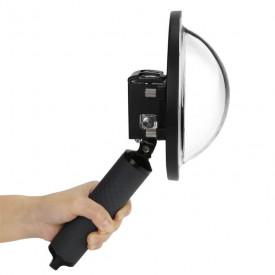 Dome GoPro Hero 5 6 7 Black com Bastão Flutuante Shoot