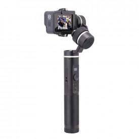 Estabilizador para GoPro Hero 8 7 6 5 Black FeiyuTech G6 3 Eixos Gimbal