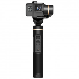 Estabilizador Feiyutech G6 3-Axis Stabilizer Handheld Gimbal Para Câmeras de Ação