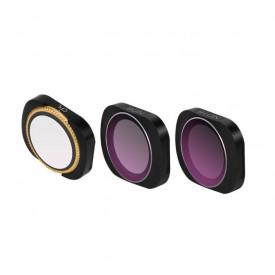 Filtro CPL ND8 e ND16 para DJI Osmo Pocket - Sunnylife