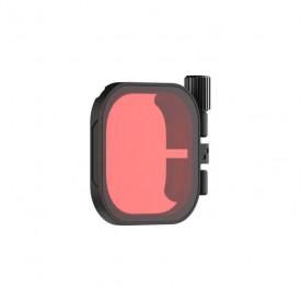 Filtro Mergulho Vermelho para Caixa Estanque GoPro Hero 8 Black - PolarPro