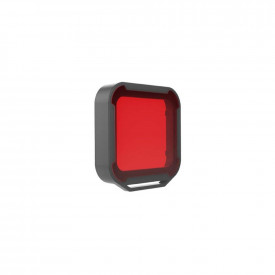 Filtro Mergulho Vermelho para Super Suit GoPro Hero 5 6 7 Black - PolarPro