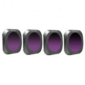 Filtros para DJI Mavic 2 Pro - Sunnylife ND8/PL ND16/PL ND32/PL ND64/PL