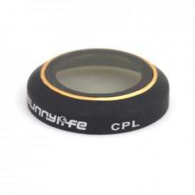 Filtro Polarizador para Drone DJI Mavic Pro Filtro CPL Sunnylife
