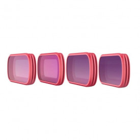 Filtros ND para Osmo Pocket ND8 ND16 ND32 ND64 Pgytech
