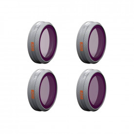 Filtros ND/PL para DJI Mavic 2 Zoom Pgytech ND8/PL ND16/PL ND32/PL ND64/PL