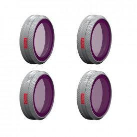 Filtros ND/PL para DJI Mavic 2 Zoom Pgytech Professional ND8-16-32-64/PL