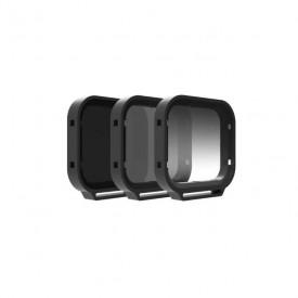 Filtros para GoPro Hero 5 6 7 Black PL ND e ND/GR - PolarPro