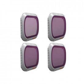 Filtros Drone DJI Mavic 2 Pro Pgytech ND8/PL ND16/PL ND32/PL ND64/PL