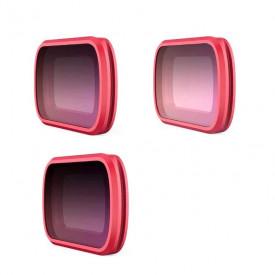Filtros para DJI Osmo Pocket ND8 ND16 CPL - Pgytech Professional
