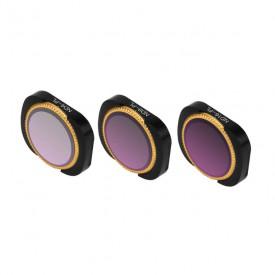Filtros para DJI Osmo Pocket Sunnylife ND4/PL ND8/PL ND16/PL