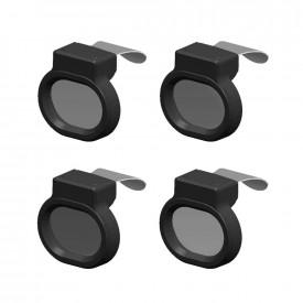 Filtros ND4 ND8 ND16 PL Aerial Filters Sandmarc Para Drone DJI Spark