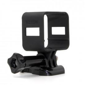 Suporte Frame Para Câmera Polaroid Cube e Polaroid Cube+ Telesin