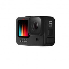 Câmera GoPro Hero 9 Black à Prova D'água 20MP 5K