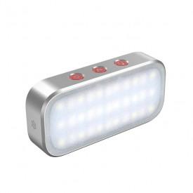 Mini Iluminador de Led RGB Multifuncional com Encaixe 1/4 Polegadas - Apexel