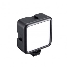 Iluminador de Led para Câmeras Profissionais DSLR - Ulanzi VL49