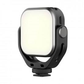 Iluminador de Led para Câmeras / Celulares com Rotação 360º - Vijim VL66