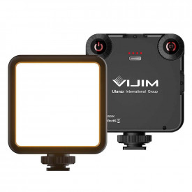 Iluminador de Led para Câmeras Profissionais / Celulares - Vijim VL81
