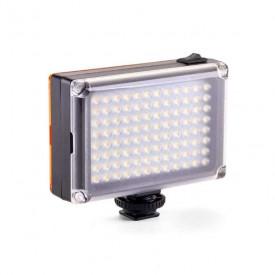 Iluminador Led Profissional para Câmeras DSLR - Ulanzi 96LED