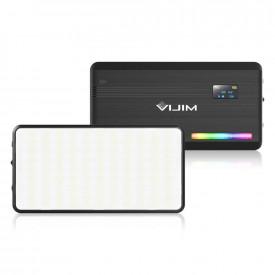 Iluminador de Led RGB para Celulares e Câmeras Compactas - Vijim VL196