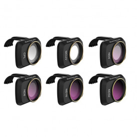 Kit de Filtros para Drone DJI Mavic Mini e Mini 2 - Sunnylife