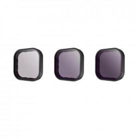 Kit de Filtros ND8 ND16 ND32 para GoPro Hero 9 Black - Telesin