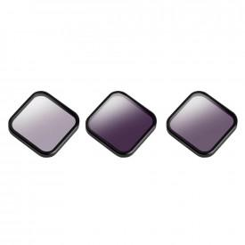 Kit de Filtros ND8 ND16 ND32 para Insta360 One R 4K - Telesin