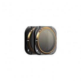 Kit de Filtros ND Variável para Drone DJI Mavic 2 Pro - PolarPro Cinema Series