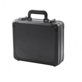 Maleta para Drone DJI Mavic 2 Pro e Zoom com Cantos em Alumínio - Cor Preto