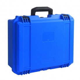 Maleta Estanque para Drone DJI Mavic Air Fly More Combo - Cor Azul