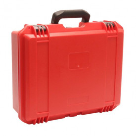 Case Maleta Estanque para Drone DJI Mavic 2 Pro e Zoom - Cor Vermelho