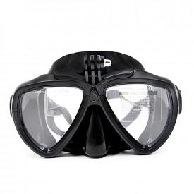 Mascara Óculos de Mergulho para Câmeras de Ação Telesin DIV-GS2 Tamanho Único