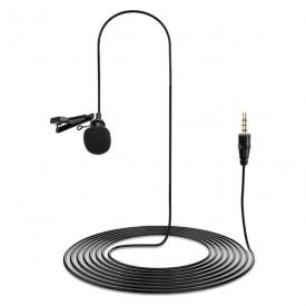 Microfone de Lapela para Celulares e Tablets - AriMic 6m