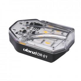 Mini Iluminador Estroboscópico de Led para Drones - Ulanzi Strobe Light