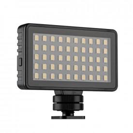 Mini Iluminador de Led para Câmeras Profissionais DSLR - Telesin