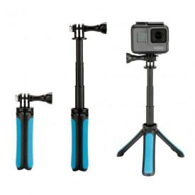 Mini Tripé e Bastão para GoPro e Câmeras Similares - Ulanzi