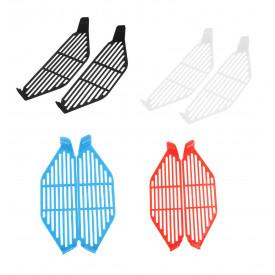 Protetor de Dedos para Drone DJI Spark em Pouso e Decolagem nas Mãos