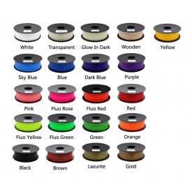 Rolo de Filamento PLA 1.75mm Para Impressora 3D