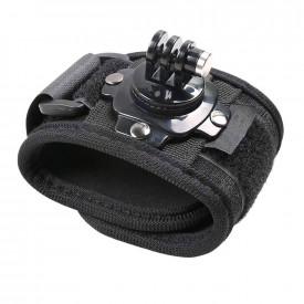 Suporte de Pulso 360º para GoPro e Câmeras Similares