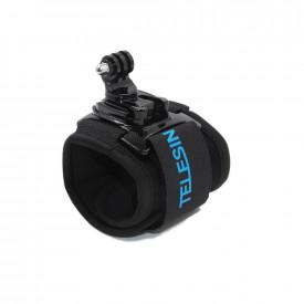 Suporte de Pulso para GoPro e Câmeras Similares - Telesin